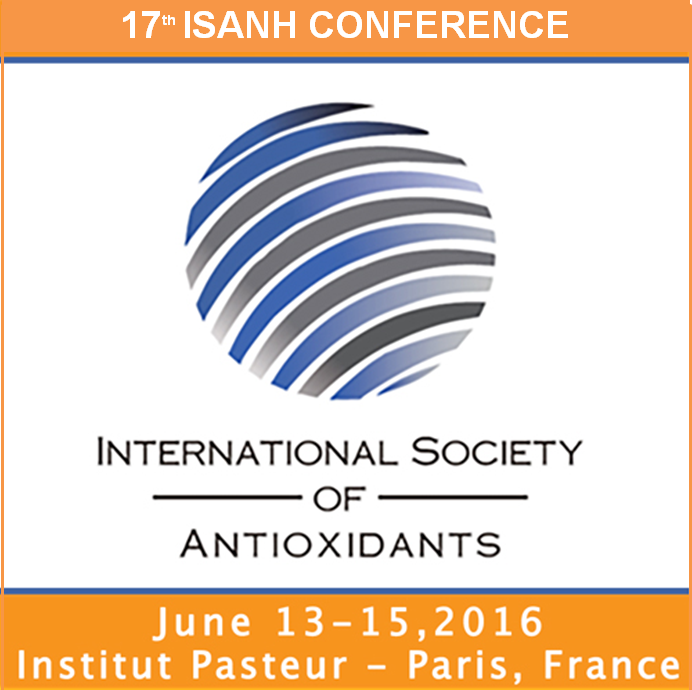 The registrations for ISANH Redox World Congress 2016 are now open!