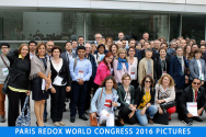 Paris Redox 2016 World Congress was a huge success