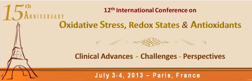 Antiox international conference 2013