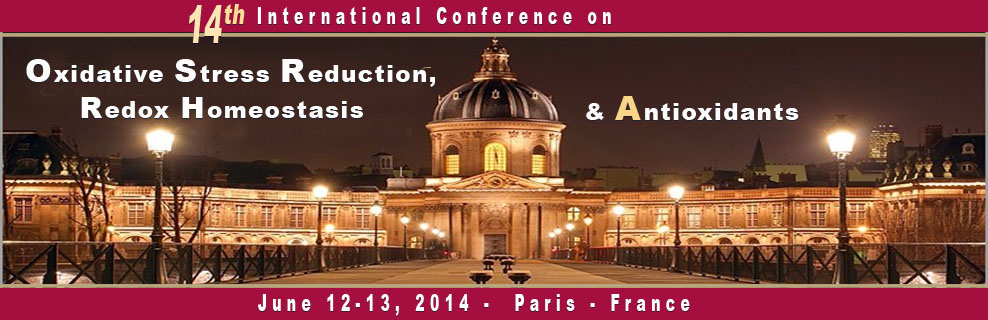 Antioxidants world conference 2014