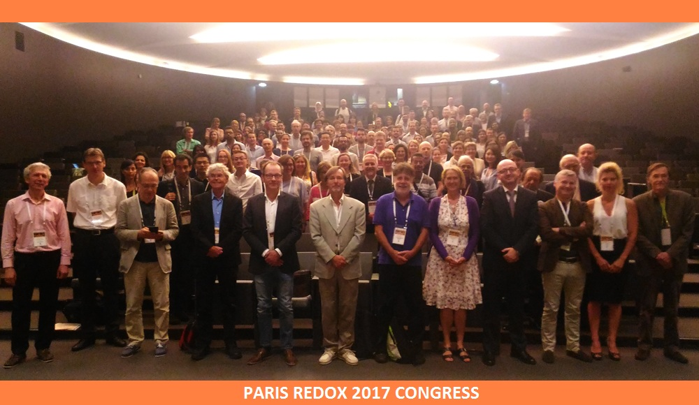 The 19th edition of Paris Redox Congress was a successful event