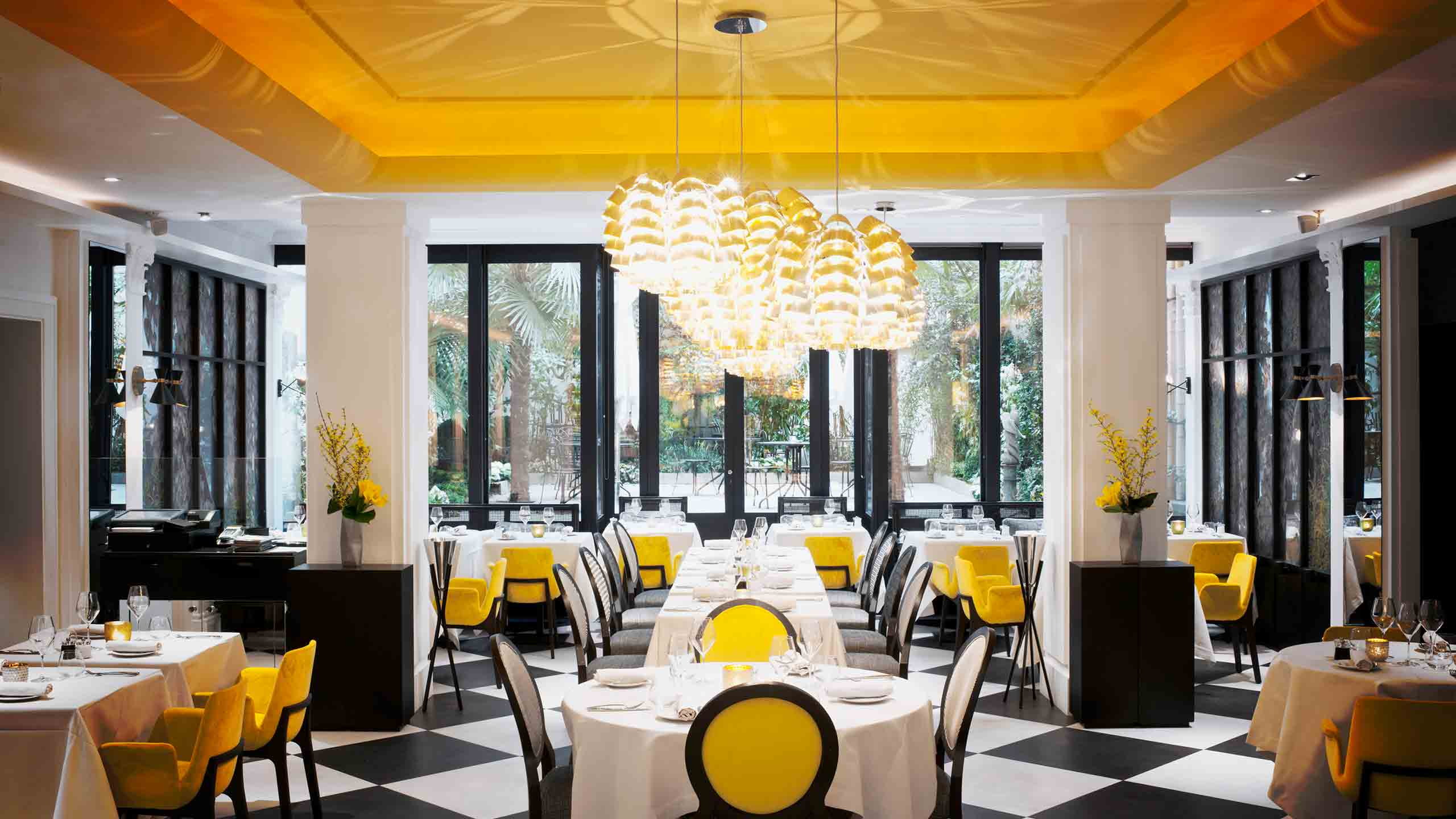 Paris Redox Dinner will be organized on June 25 at the Sofitel Paris Le Faubourg