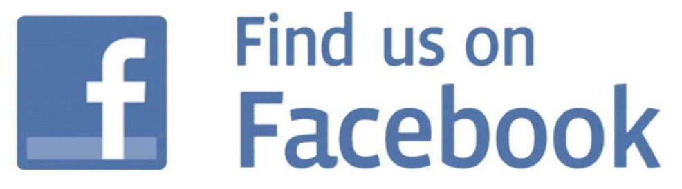 find us on the facebook